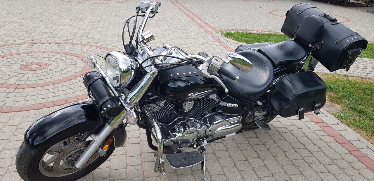 motocykl YAMAHA XVS V Star Silverado 1100