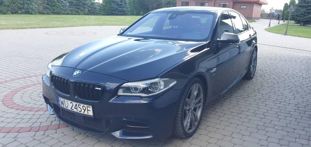 BMW M550D 380 Km