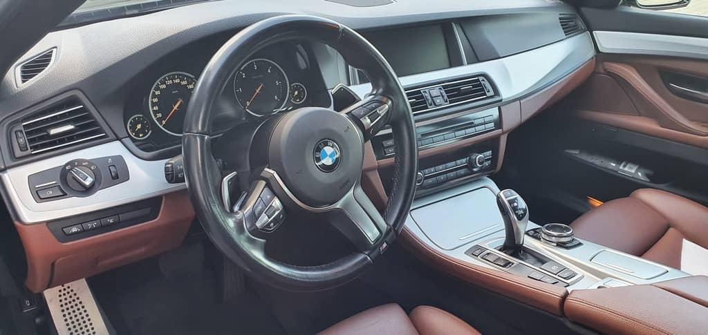 BMW M550D do wynajecia