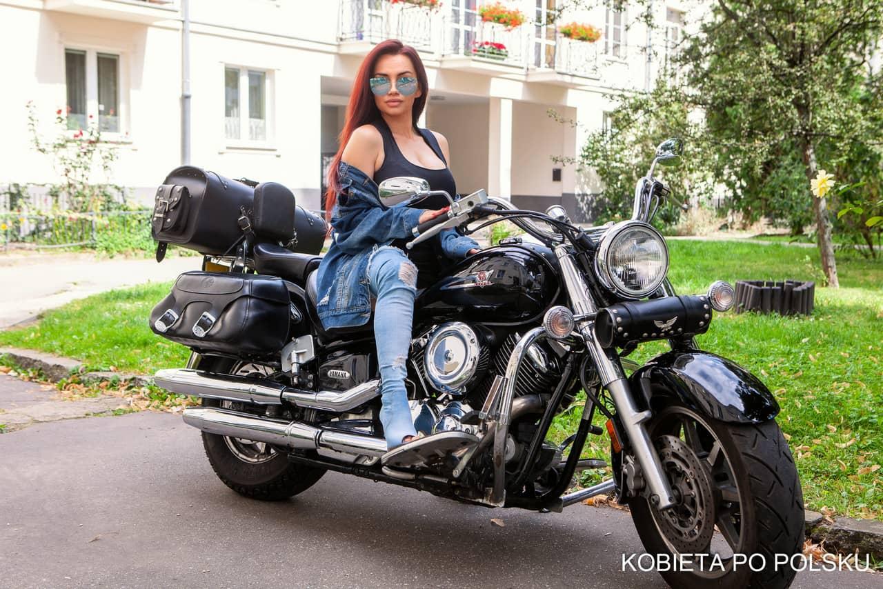 Wypożyczalnia motocykli chopper