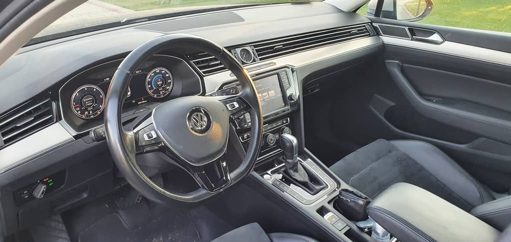 wynajem Volkswagen Passat